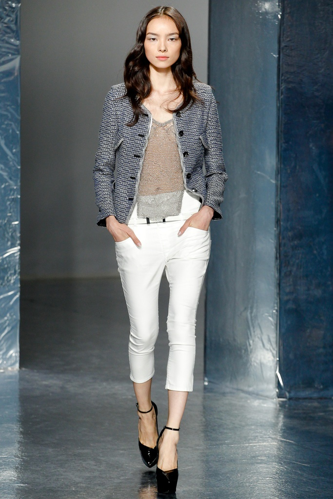 Theyskens' Theory Spring Summer 2012 Collection 8