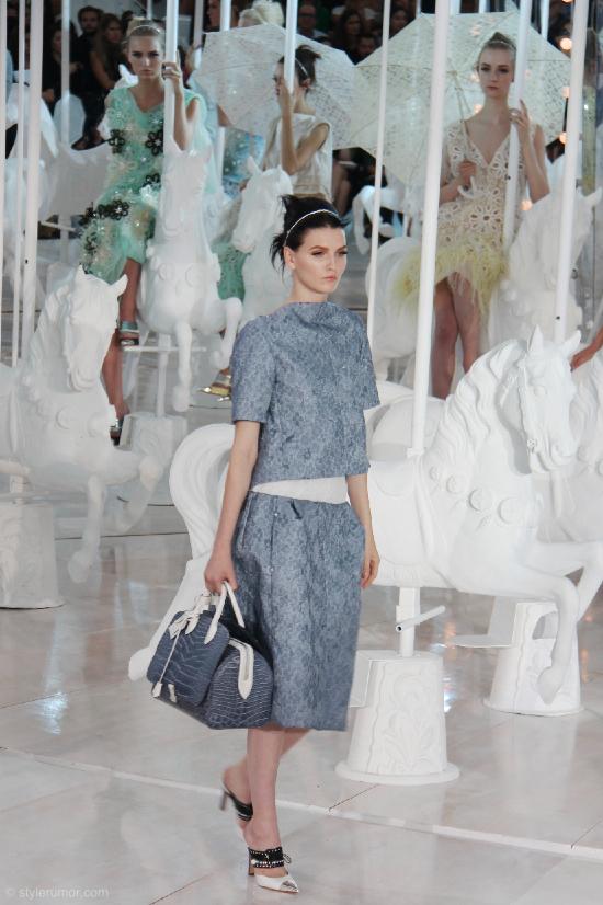 Louis Vuitton Spring Summer 2012 Collection 10