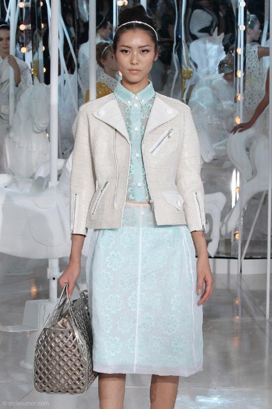 Louis Vuitton Spring Summer 2012 Collection 25