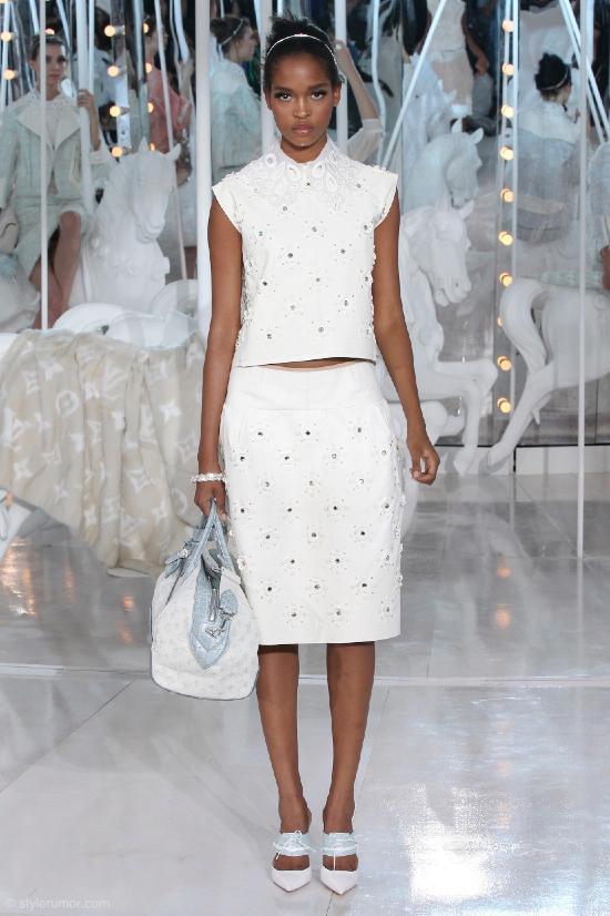 Louis Vuitton Spring Summer 2012 Collection 37