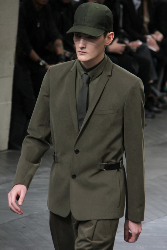 Dior Homme Fall Winter 2012 Collection 10