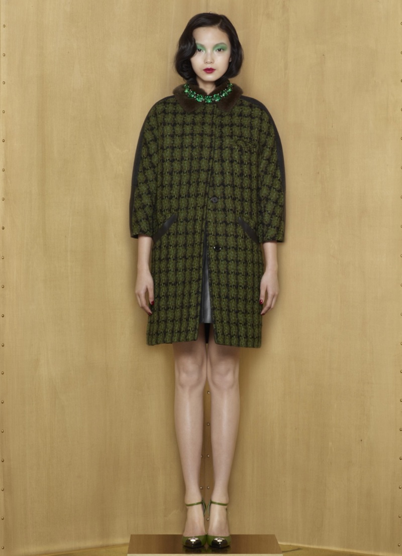 Louis Vuitton Pre-Fall 2012 Collection 15