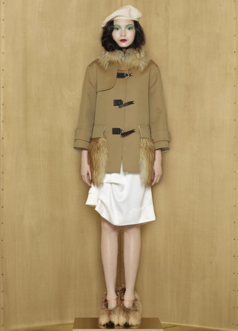 Louis Vuitton Pre-Fall 2012 Collection 4