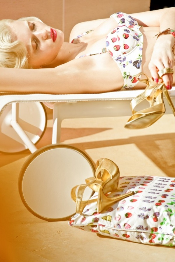 Making Of Versace for HM Cruise 2012 Ad Campaign 15