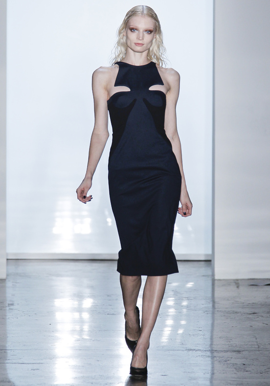 Cushnie et Ochs Fall Winter 2012 Collection 1
