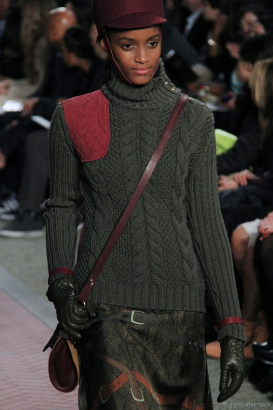 Tommy Hilfiger Fall Winter 2012 Collection 19