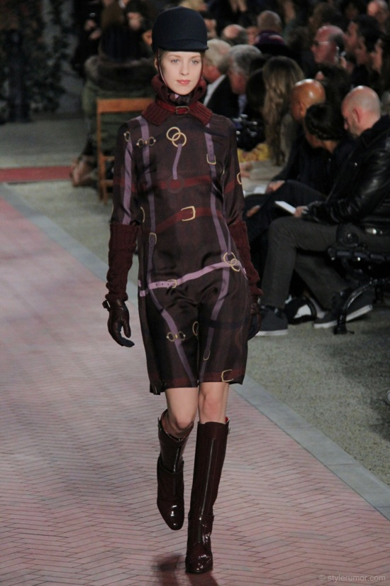 Tommy Hilfiger Fall Winter 2012 Collection 20