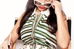 Louis Vuitton Spring 2012 Sunglasses Casting Director Cleo Le Tan