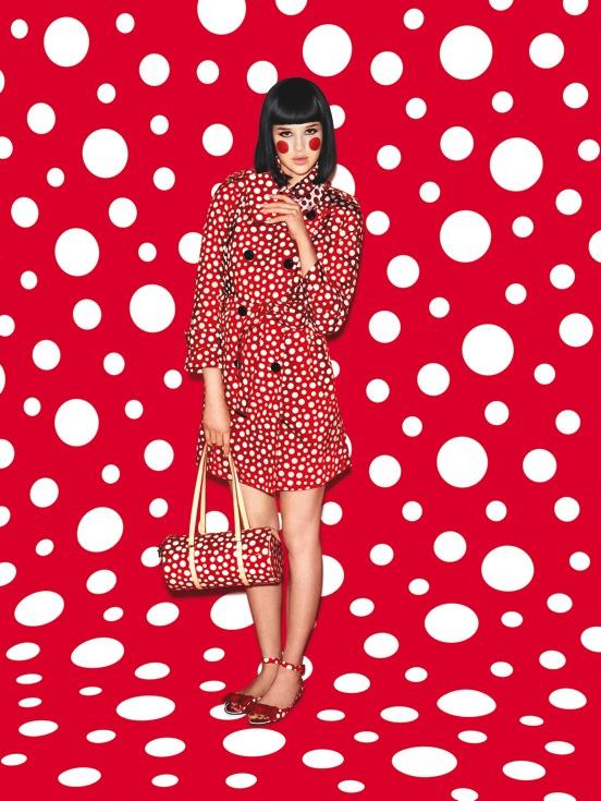 Yayoi Kusama Louis Vuitton Collection 3