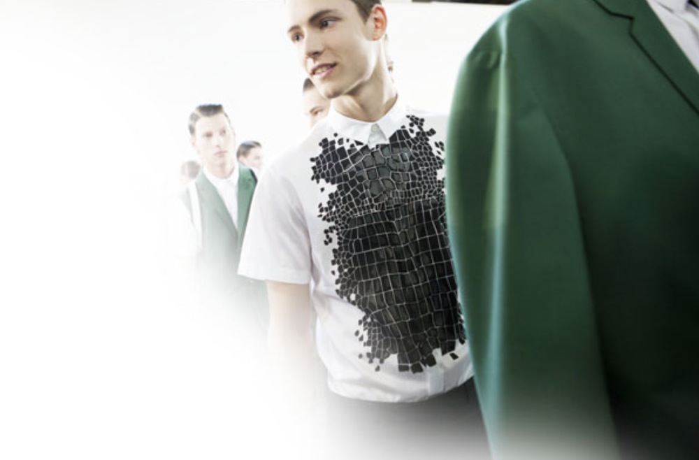 Backstage at the Kris Van Assche Spring Summer 2014 Show 5