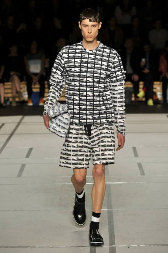 Kenzo Men Spring Summer 2014 Collection 33