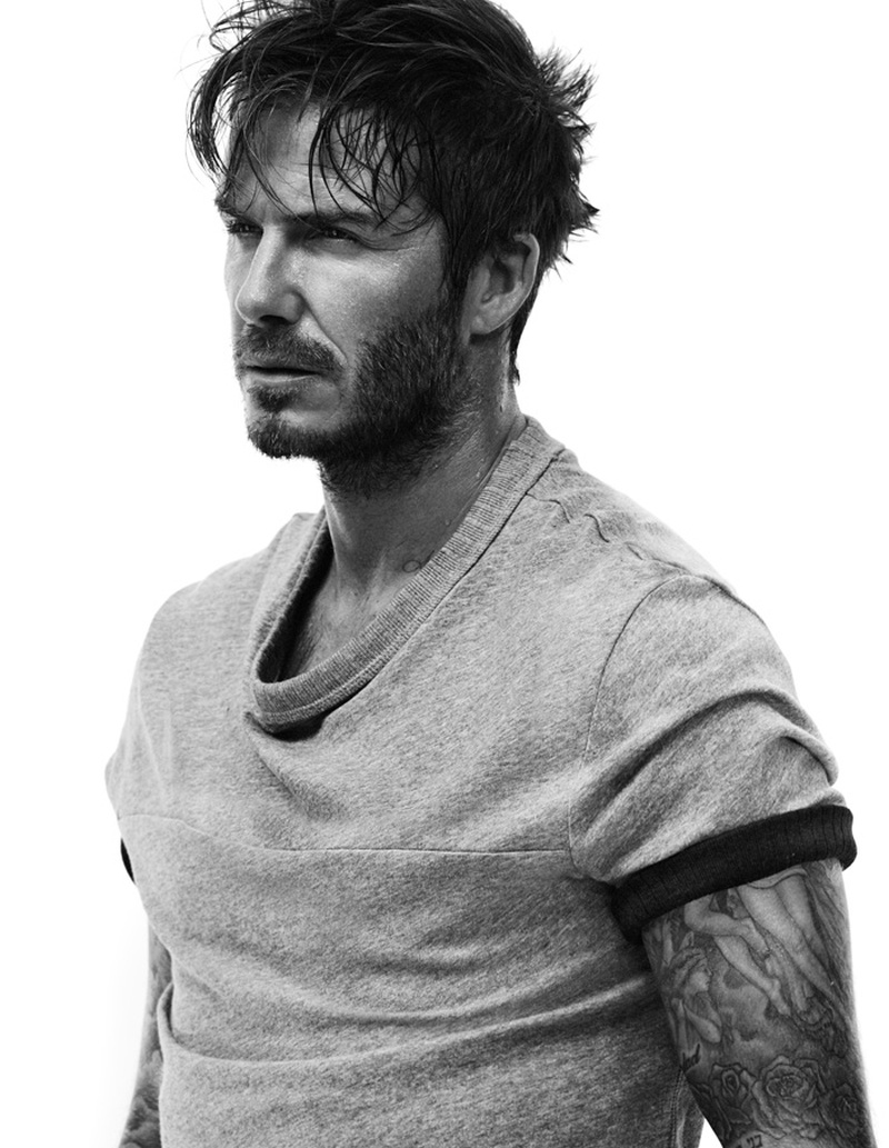 David Beckham for HM Bodywear Fall 2014 Campaign 2