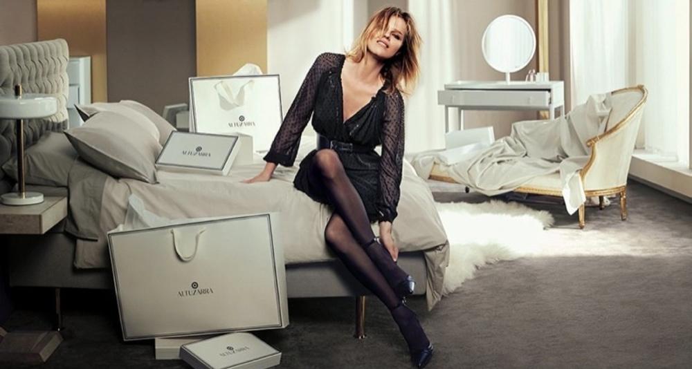 Altuzarra for Target Ad Campaign featuring Eva Herzigova 1
