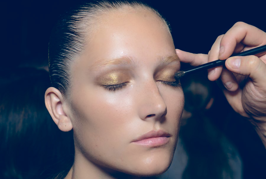 Backstage Beauty at the Alexander Wang Spring 2015 Show 10