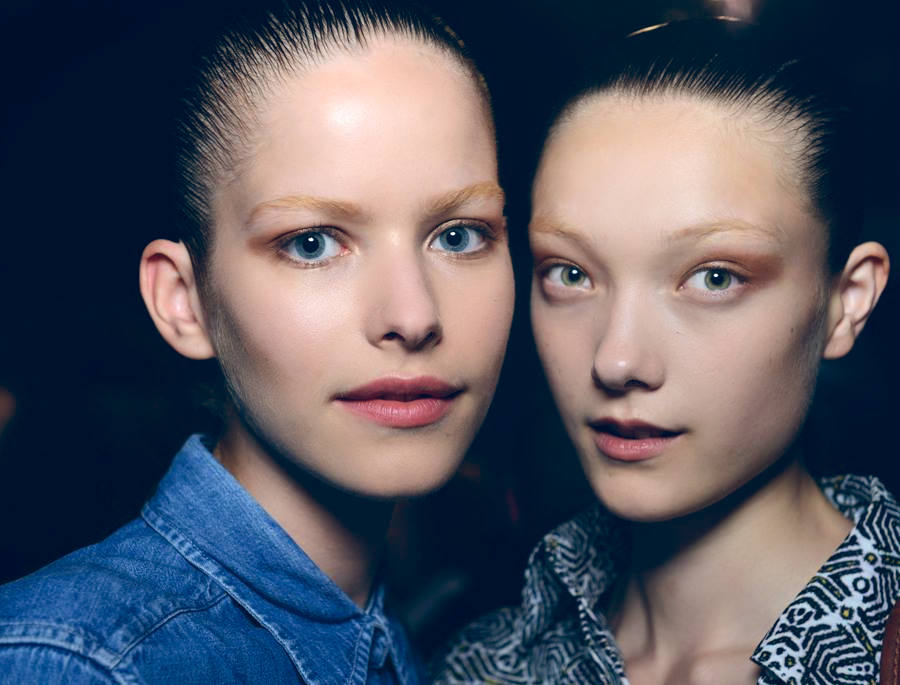 Backstage Beauty at the Alexander Wang Spring 2015 Show 12