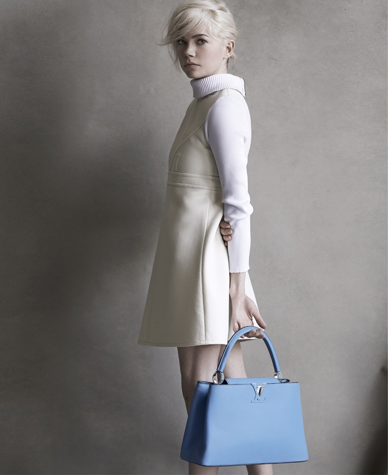 Michelle Williams for Louis Vuitton - The New Ad Campaign 5