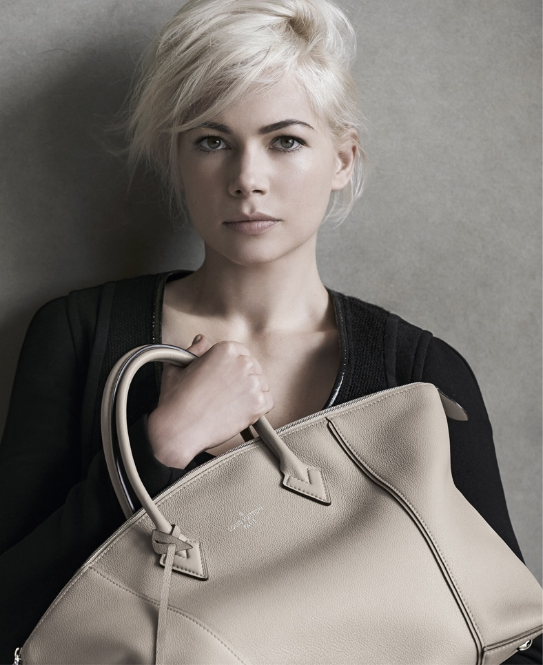 Michelle Williams for Louis Vuitton - The New Ad Campaign 6