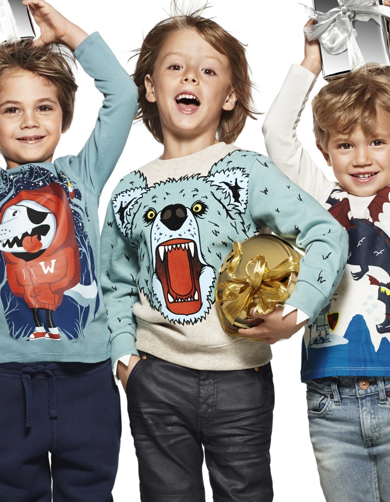 H&M 2014 Holiday Campaign 16