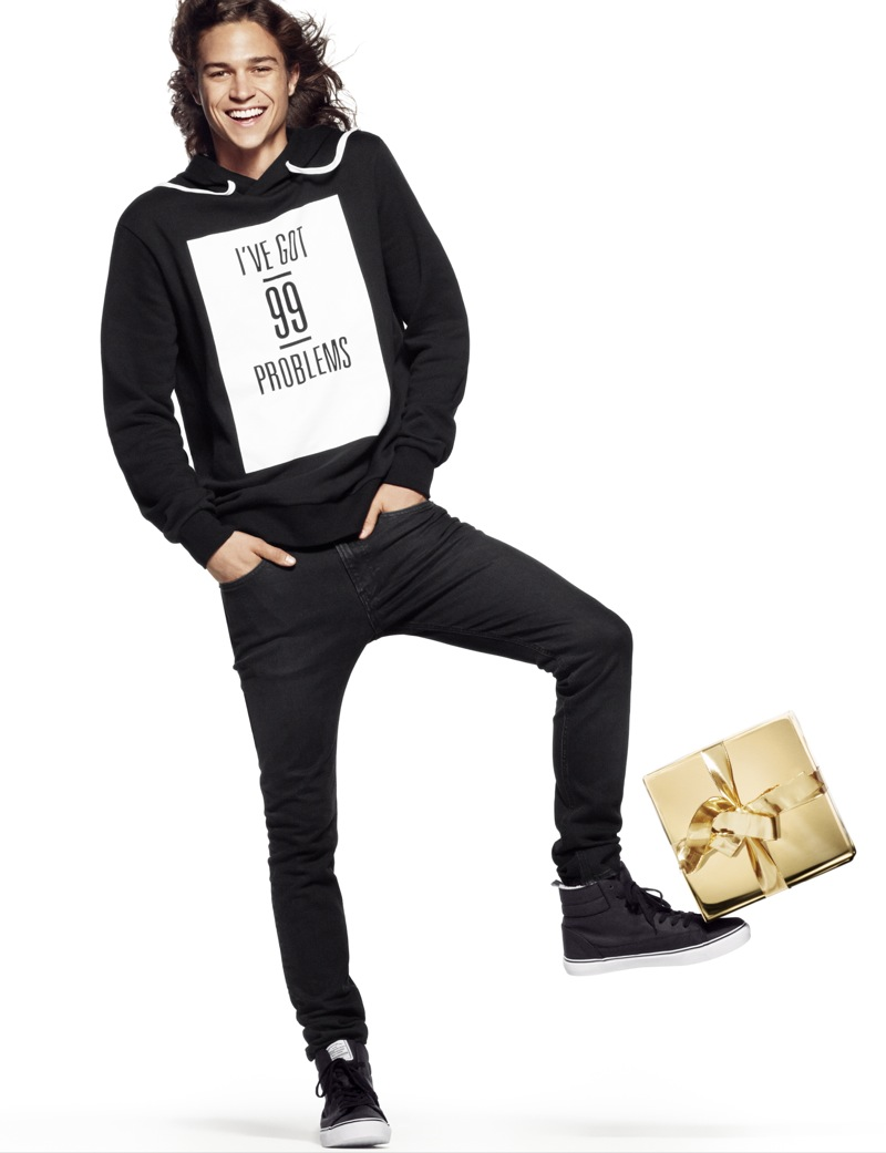 H&M 2014 Holiday Campaign 9