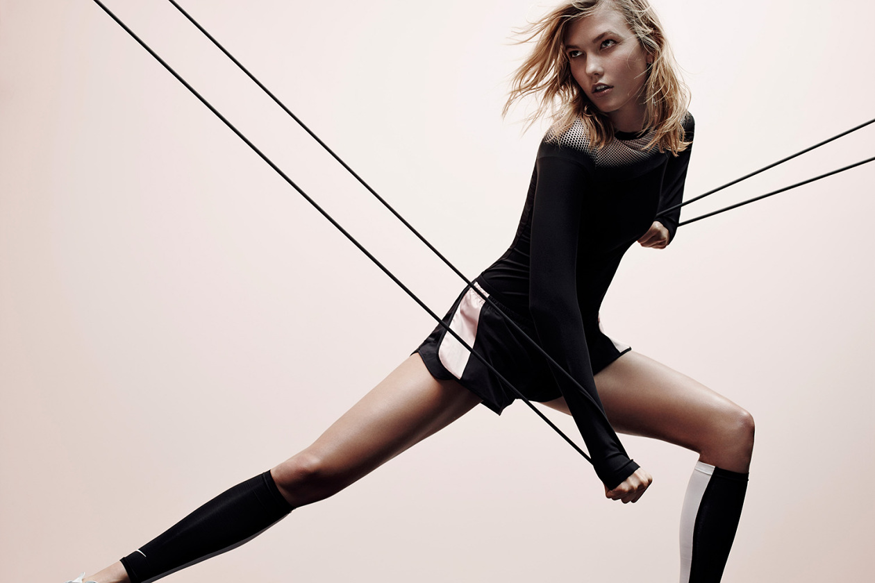 Nike x Pedro Lourenco Collection Featuring Karlie Kloss 2