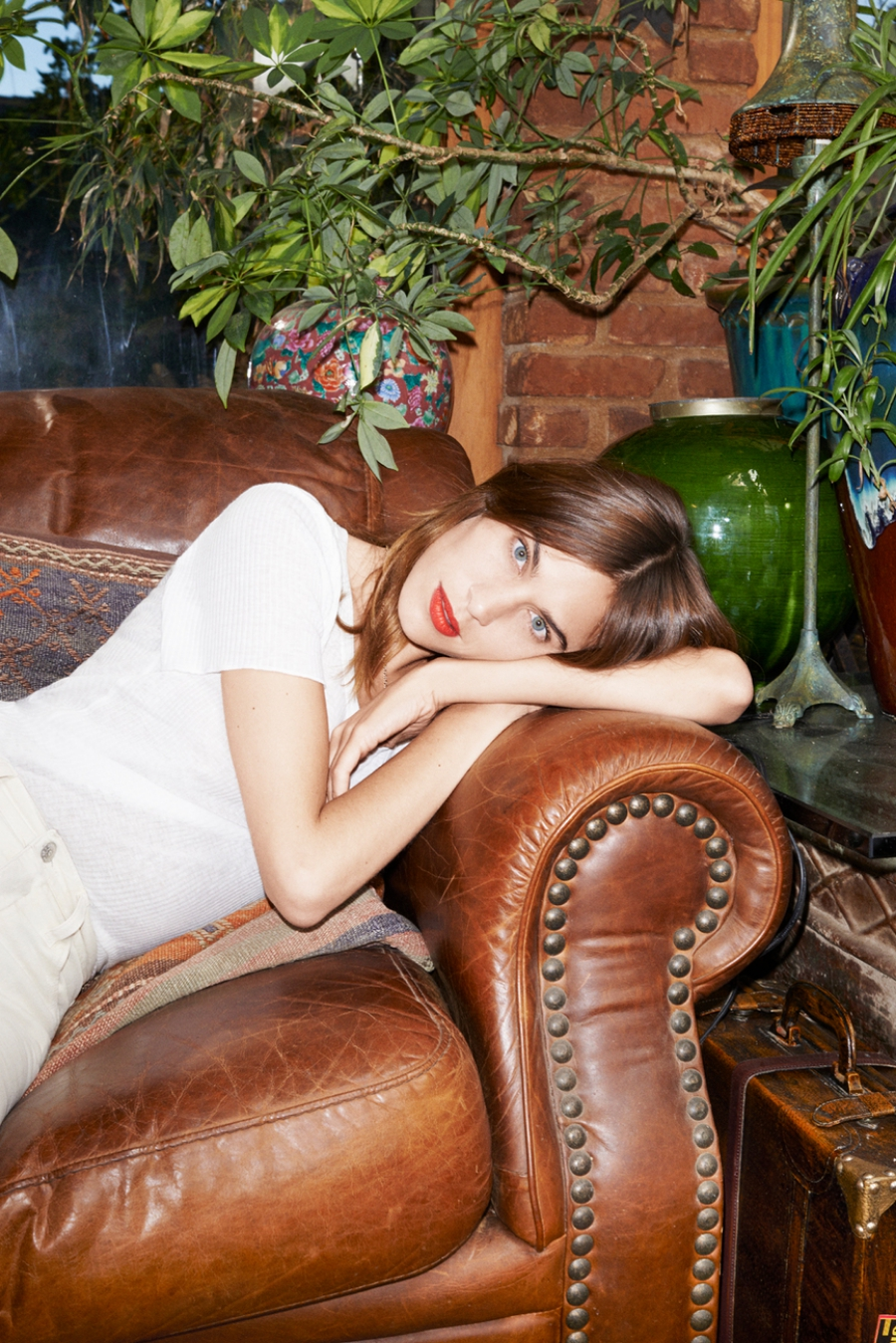 Alexa Chung for AG Jeans Collection 15