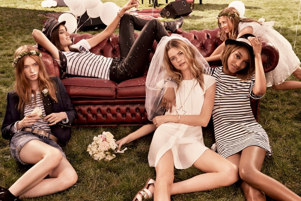 Tommy Hilfiger Spring Summer 2015 Ad Campaign 4