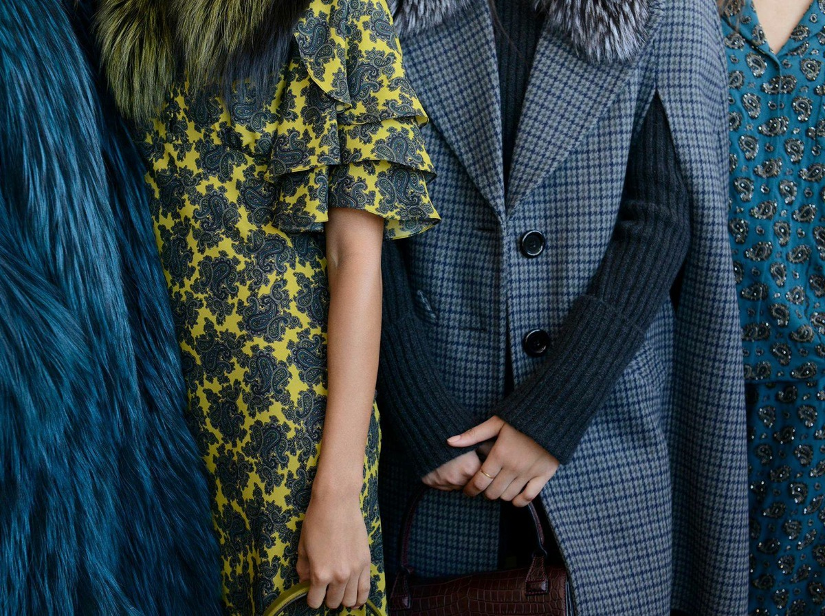 Backstage at the Michael Kors Fall 2015 Show 5