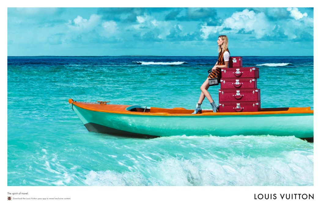 Louis Vuitton Spirit of Travel Ad Campaign by Patrick Demarchelier 4
