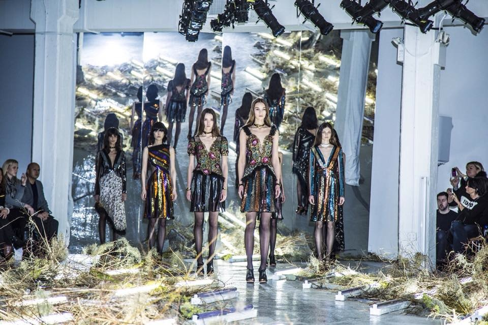 Rodarte Fall 2015 Collection