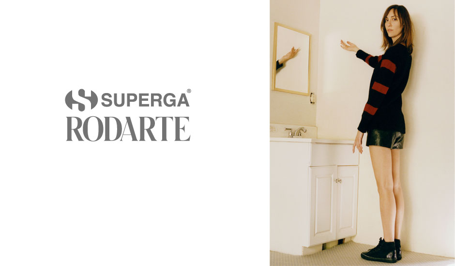 Rodarte x Superga Featuring Gia Coppola 2