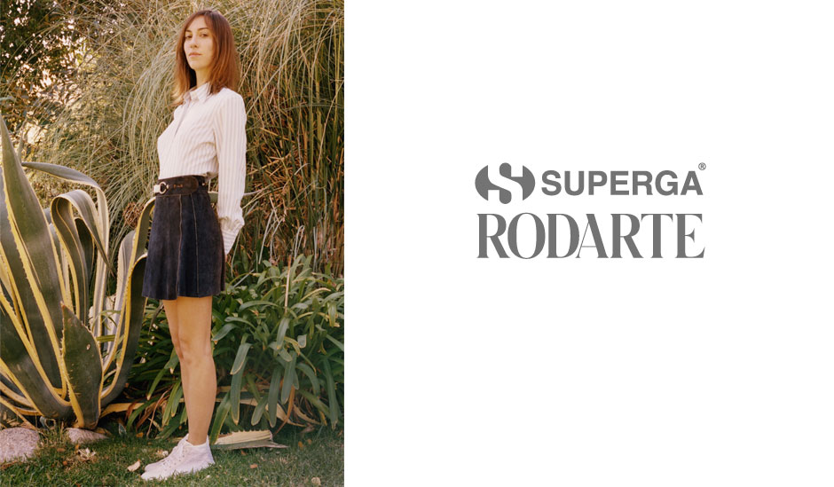 Rodarte x Superga Featuring Gia Coppola 5