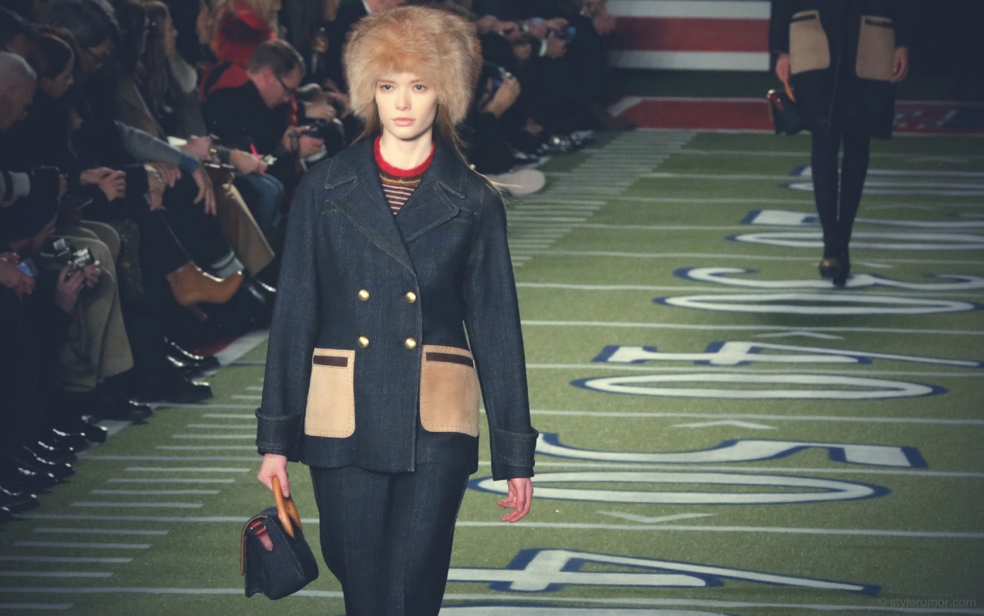 Tommy Hilfiger Fall Winter 2015 Collection 12