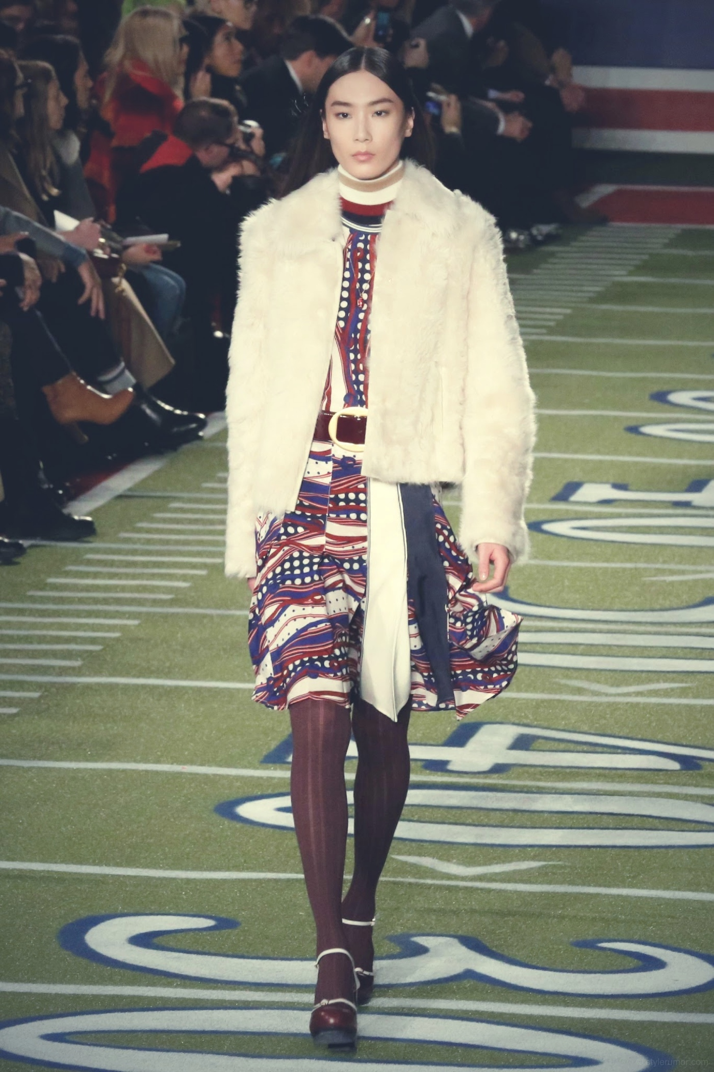 Tommy Hilfiger Fall Winter 2015 Collection 17