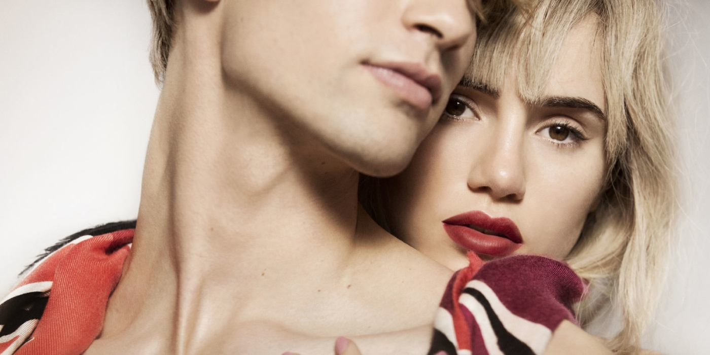 Suki Waterhouse stars in Burberry Kisses Ad Campaign 1