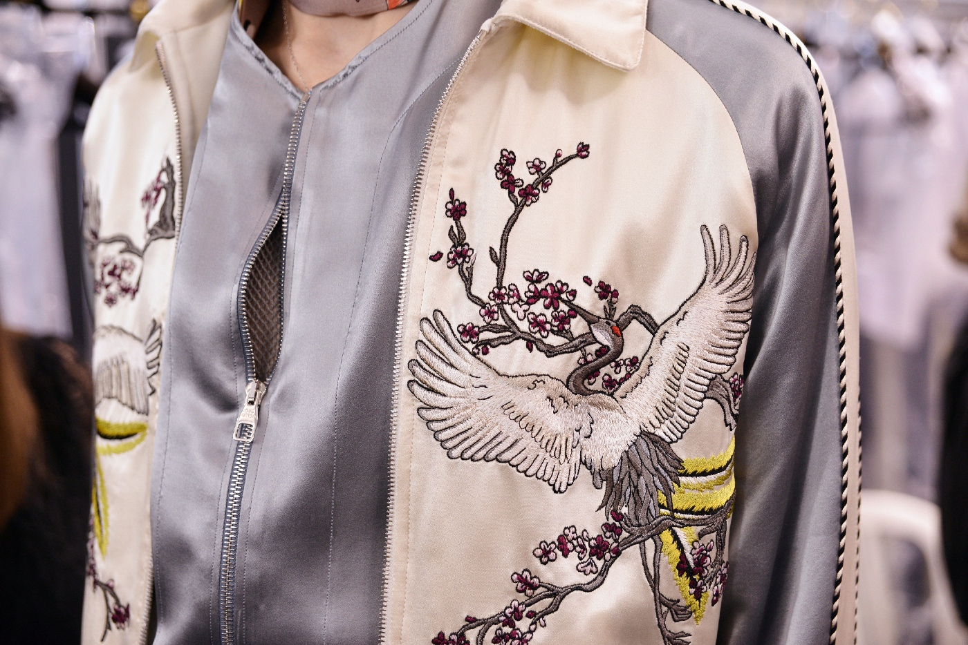 Backstage at the Louis Vuitton Menswear Spring Summer 2016 Show 15