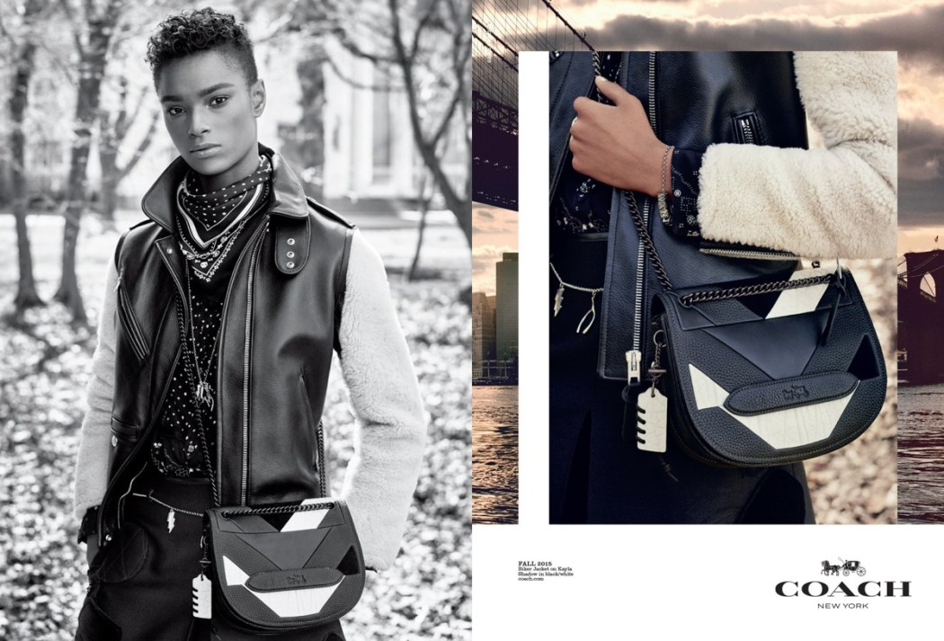 Coach Fall Winter 2015 Ad Campaign 1