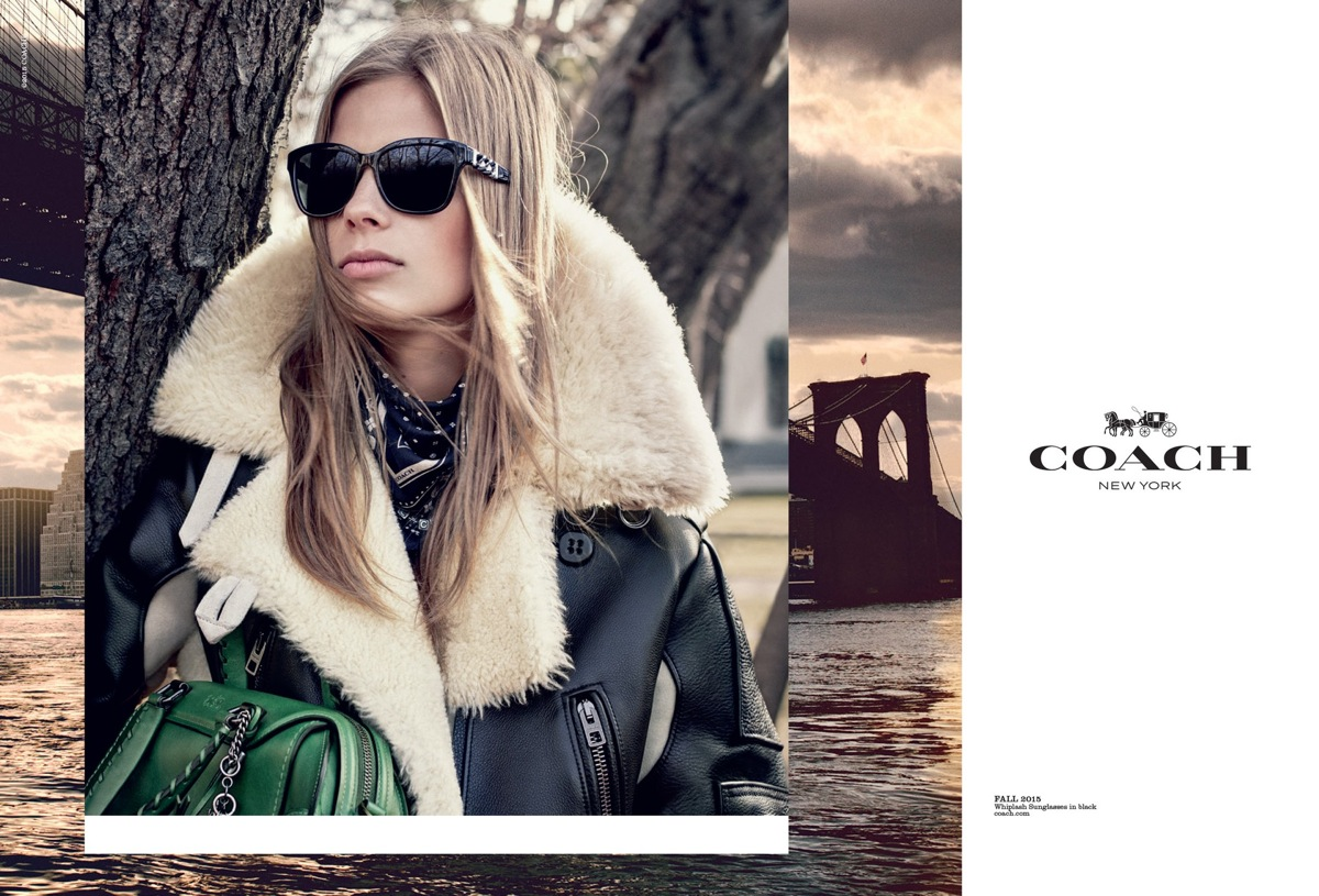 Coach Fall Winter 2015 Ad Campaign 10