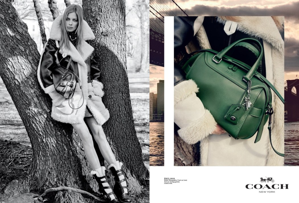 Coach Fall Winter 2015 Ad Campaign 9