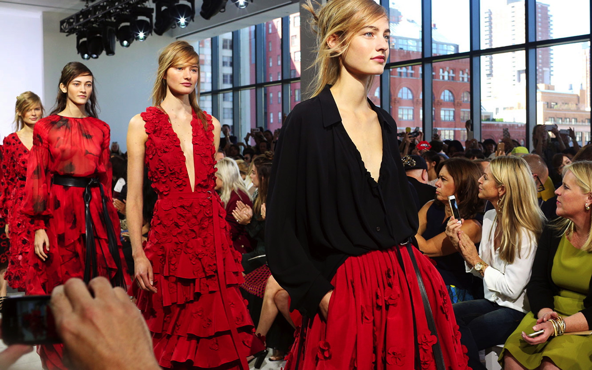 Michael Kors Spring Summer 2016 Collection Finale