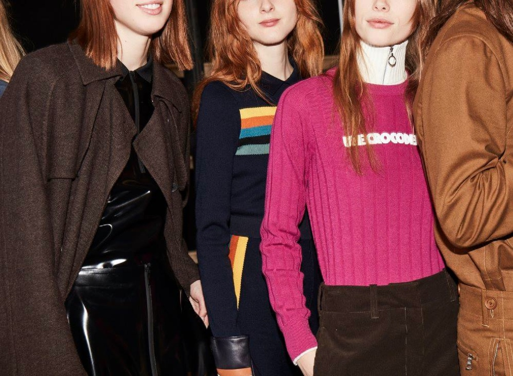 Backstage at the Lacoste Fall 2016 Show 15