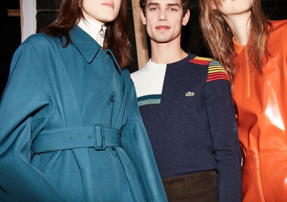 Backstage at the Lacoste Fall 2016 Show 23