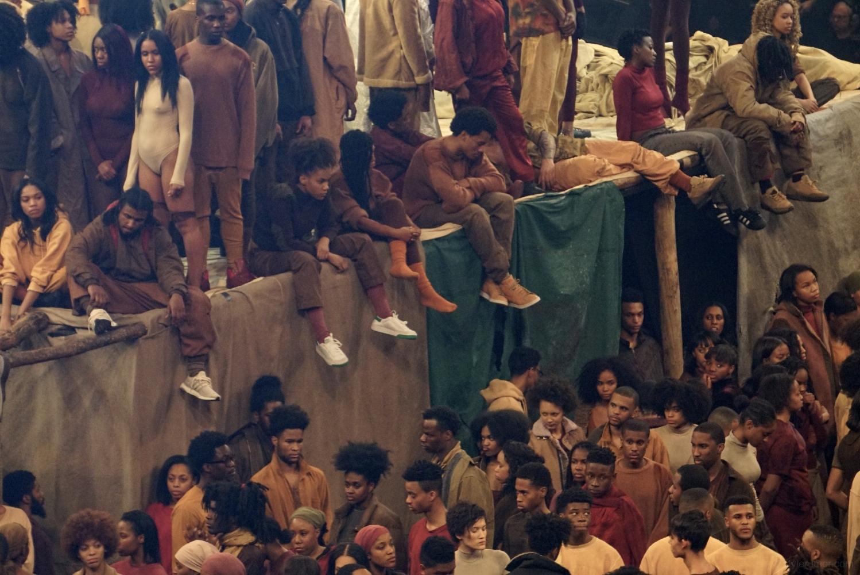 Yeezy Season 3 at Madison Square Garden 9