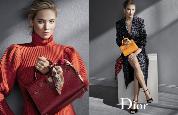 Jennifer Lawrence stars in the New Dior Fall Winter 2016 Ad Campaign 4