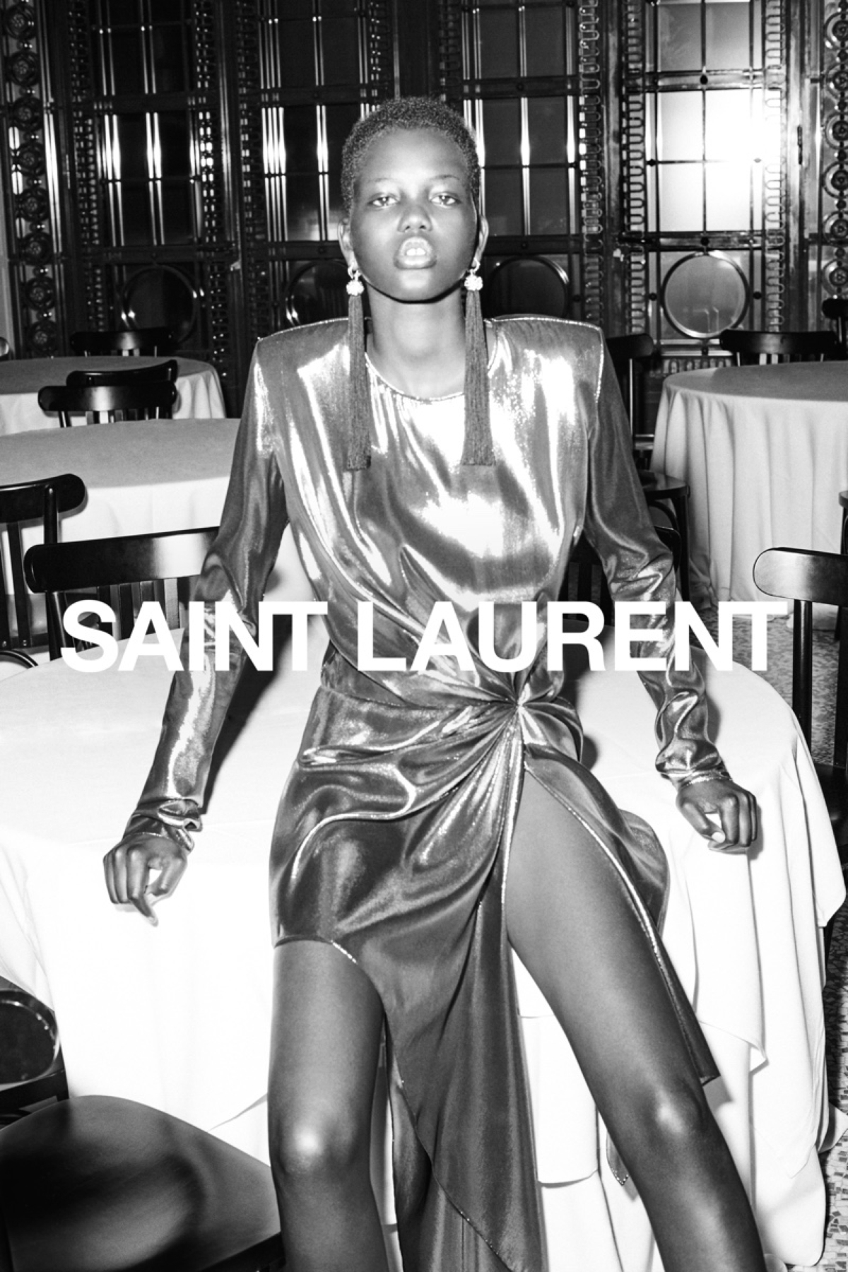 Saint Laurent Spring Summer 2017 Ad Campaign 4