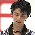 羽生結弦、NHK杯 フリープログラム オペラ座の怪人 衣装画像集
