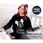 PINKSISLY(ピンクシスリー)の口コミと評判。ディズニーの洋服が充実のファッション通販