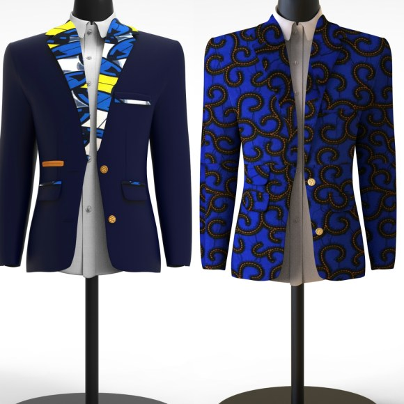 OHENE AND AMARI BLAZER