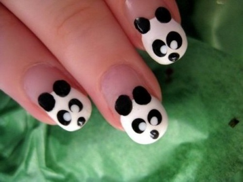Easy Pattern Of Nail Designs For Kids With Watermelon Image
