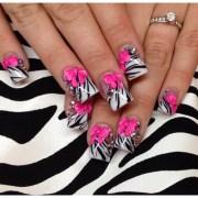 9 3d nail art design
