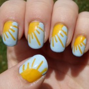 beautiful and nail art